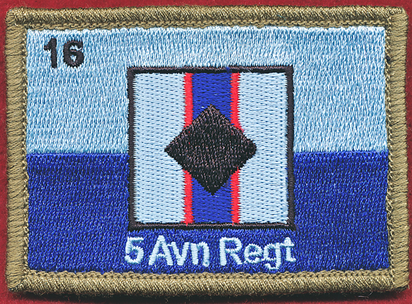 5th Aviation Regiment