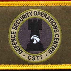 Defence Security Operations Centre - CSTT (Navy)