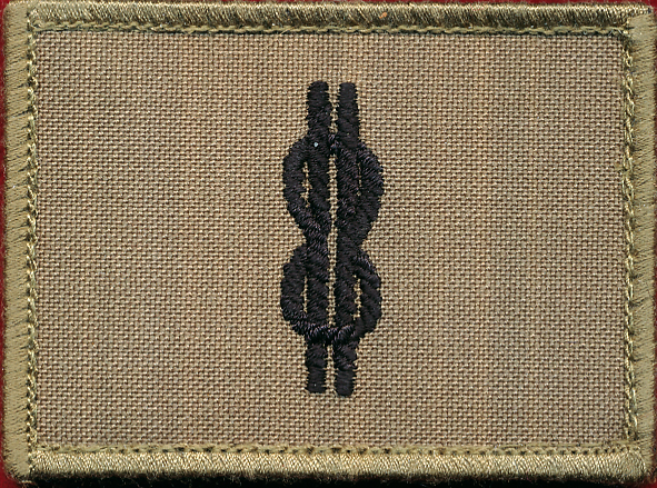 Able Seaman (AB) - TBAS Field Shoulder Rank Patch -