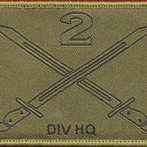 2nd Division Headquarters (Fd)