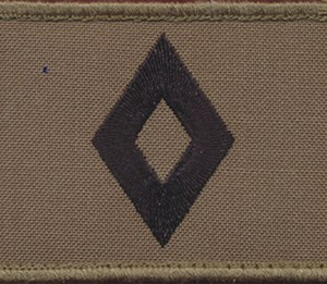 CADET UNDER OFFICER (CUO) - TBAS Field Patch