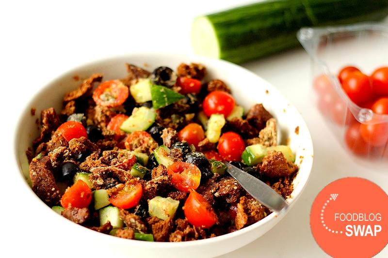 Recept: Panzanella (Italiaanse broodsalade)