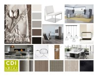 About the work of Interior designers  Colours & Materials