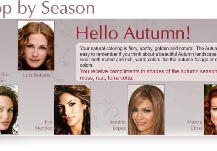 Makeup For Autumn Skin Tones