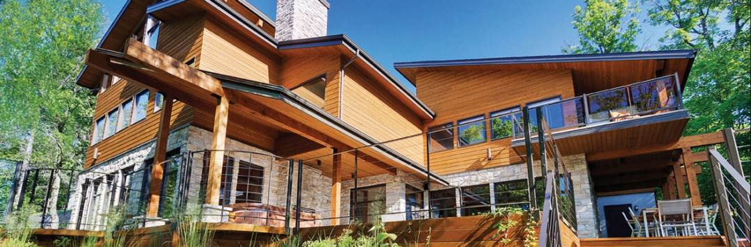 Exterior Stain