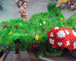 Wonka Factory Fiestas de Gracia