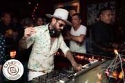 DJ at La Flower Barcelona 2016