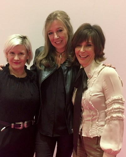 Trilogy: Carolyn Newman, Hellen Ward and Michelle Blake