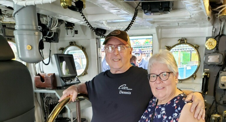 Columbia Pacific (ColPac) Maritime is owned by Dennis and Pat Degner