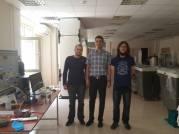 Adnan Ozden and Mustafa Ercelik