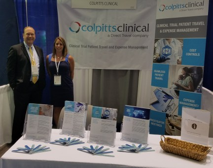 Colpitts Clinical Exhibits at DIA in Boston