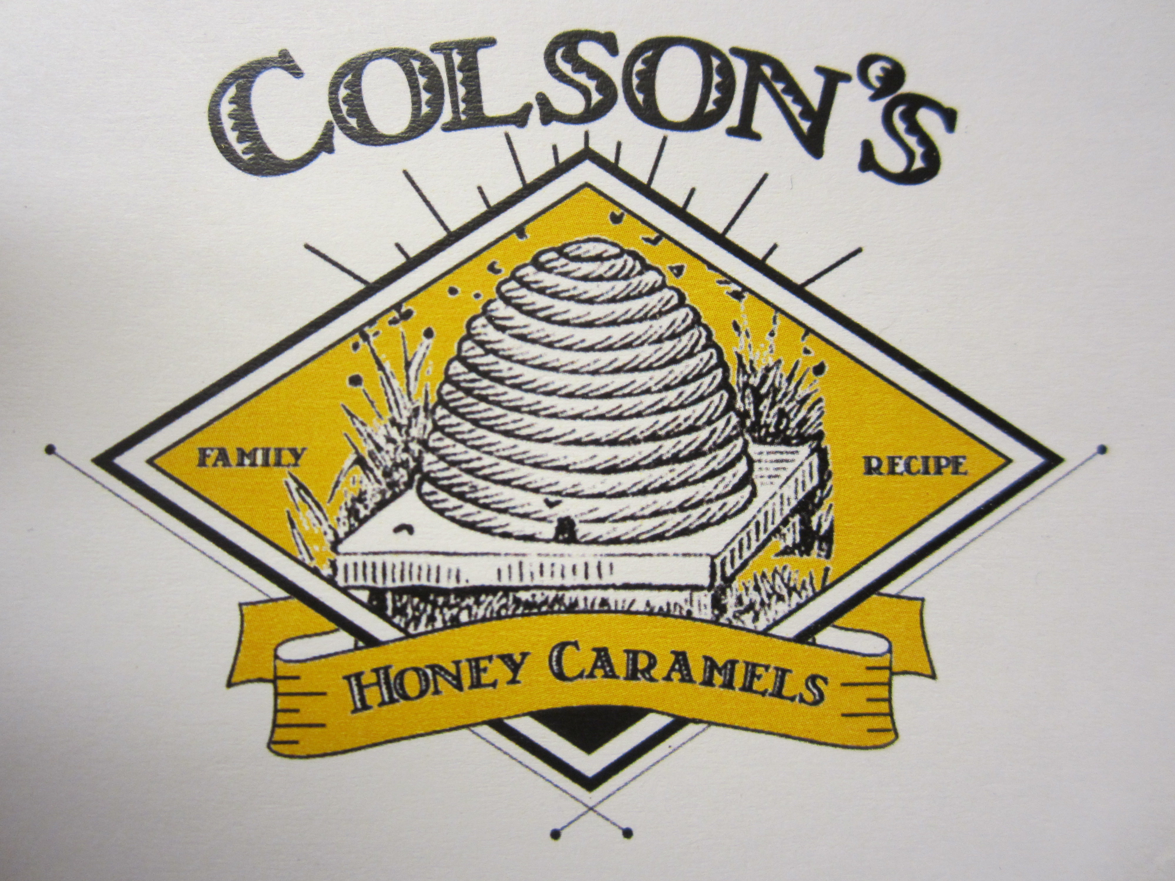Welcome to Colson's Honey Caramels!