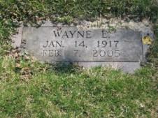 Waddington Wayne Evergreen 2005