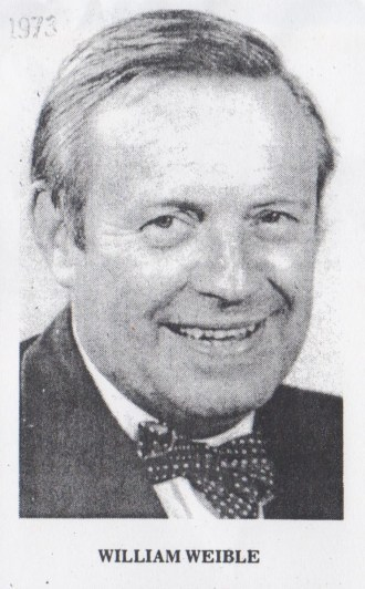 Weible Bill TR1973