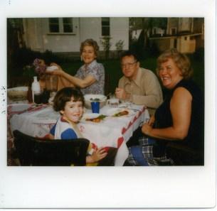 Foutz Ley Picnic 1980 2