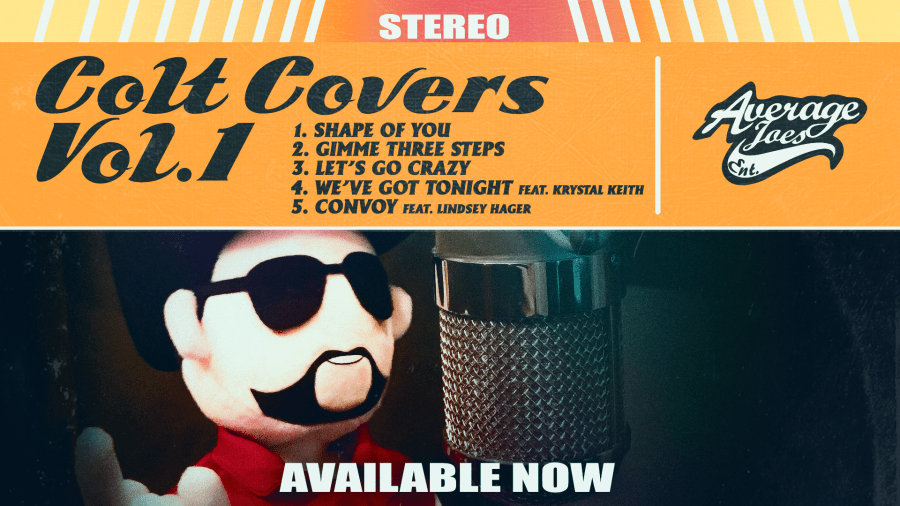 Colt Ford Covers Banner