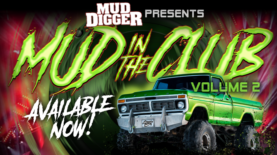 Mud In The Club 2 Available Now Banner