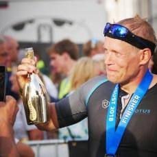 Att genomföra en Ironman är på alla sätt värt att fira!