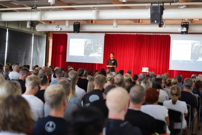 Colting Borssén Triathlonföreläsning