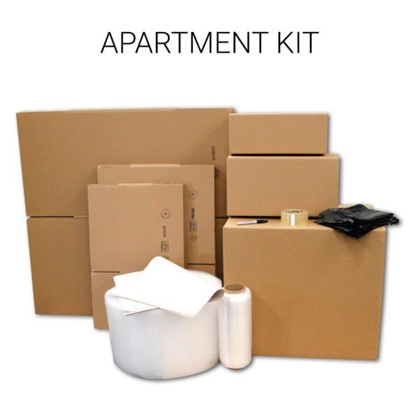 apartment moving box kit