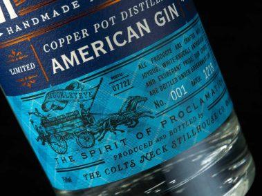Copper Pot Distilled American Gin