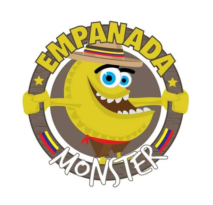 Empanada Monster starts February 2, 2019 at 04:00PM
