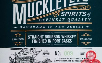 Port Cask Finished Straight Bourbon Whiskey