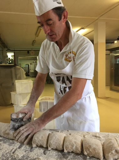 Salvetti - Fattura pane di segale
