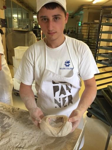 Salvetti - Il classico pane di segale con il buco