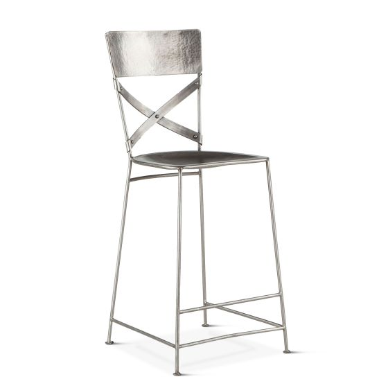 industrial counter chair