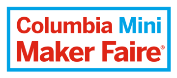 Columbia Mini Maker Faire logo