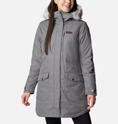 down insulated jackets women