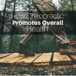 How Chiropractic Promotes Overall Health