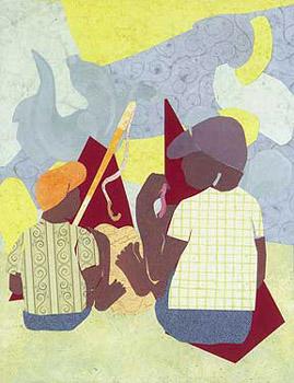 Dianne Bradley | collage
