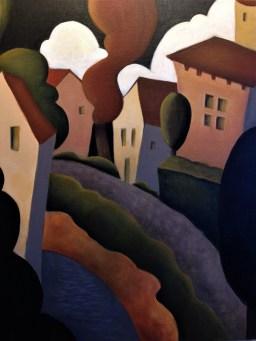 Lori Duckstein | The Road Home | Acrylic | 20 x 24