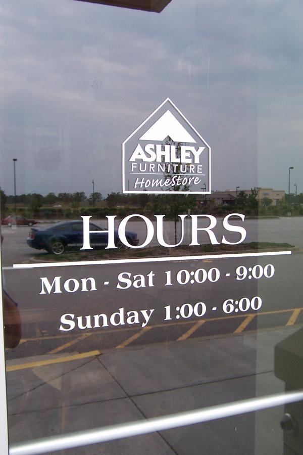 Ashley Furniture Homestore 226 Forum Drive Village at
