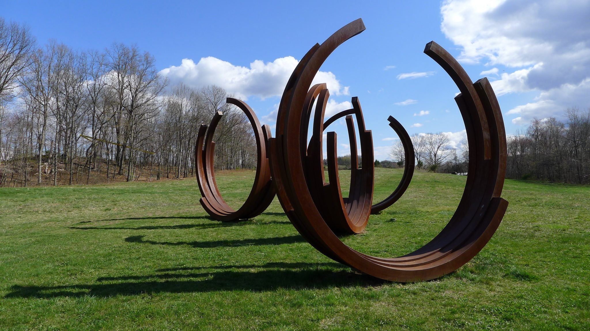 Explore Columbia County, New York State. The Fields at OMI in Columbia County, NY