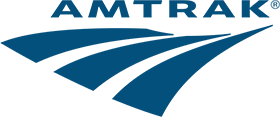 Rail Tours of Columbia County, NY - Amtrak logo
