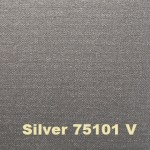Arrestox Cover Material Colour 75101 Silver