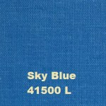 Arrestox Cover Material Colour 41500 Sky Blue Linen