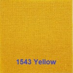Cialux Cover Material Colour 1543 Yellow