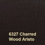 Eurobond Cover Material colour 6327 Charred Wood with Aristo Embossing