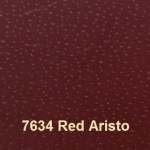 Eurobond Cover Material colour 7634 Red with Aristo Embossing
