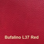 Fiscagomma Buffalino L37 red Cover Material