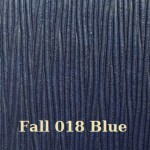 Fiscagomma Fall 018 Blue Cover Material