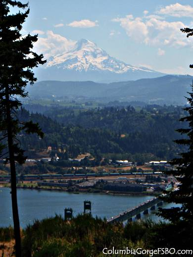Columbia Gorge FSBO 201 Edgecliff  White Salmon WA