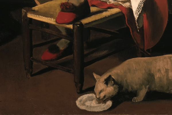 REVIEW – Balthus – Cats and Girls