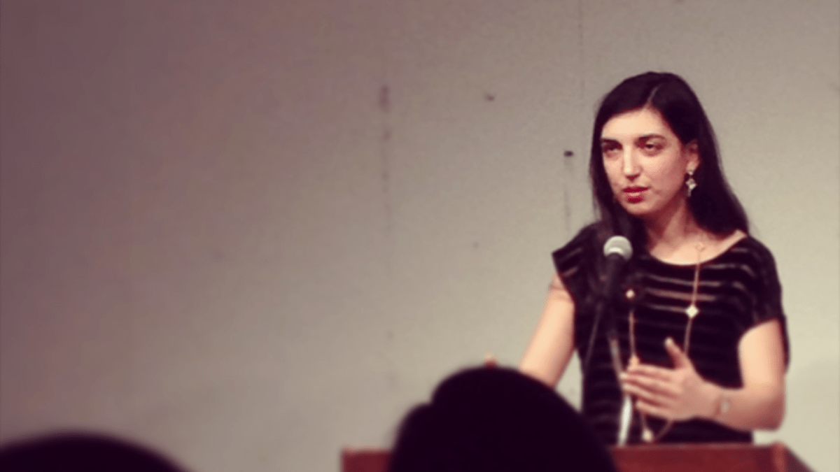 Creative Writing Lecture: Elif Batuman