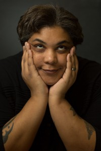 Roxanne Gay, author