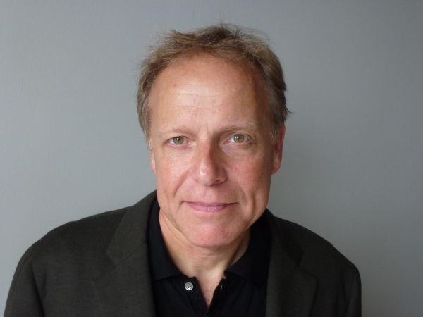 Professor James Shapiro portrait, Columbia University